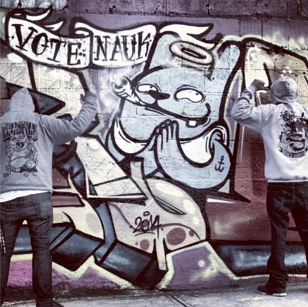 vote nauk